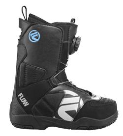 Noleggio scarponi snowboard bambino