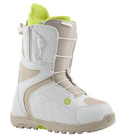 Noleggio scarponi snowboard donna