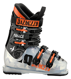 Junior dal bello ski boots