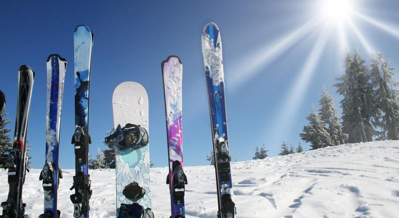 Noleggio sci snowboard Cortina d'Ampezzo