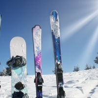 Ski and snowboard rental in Cortina d'Ampezzo