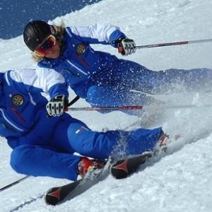 Ski lesson in Cortina d'Ampezzo