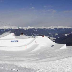 Plan de Corones snowpark
