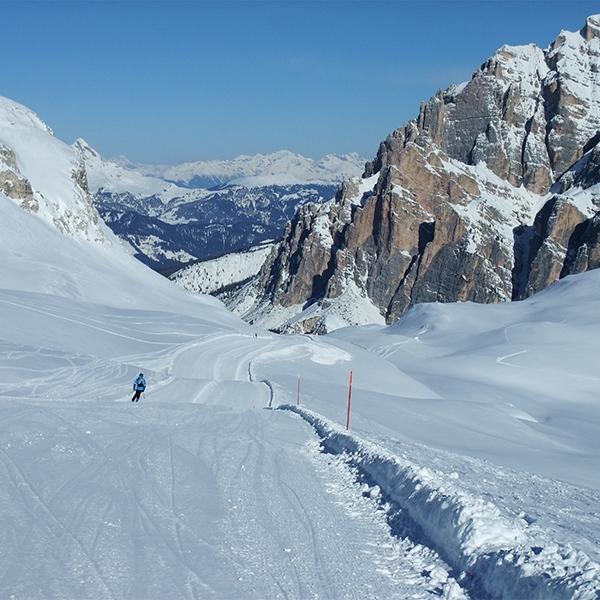 Ski safari - Hidden valley