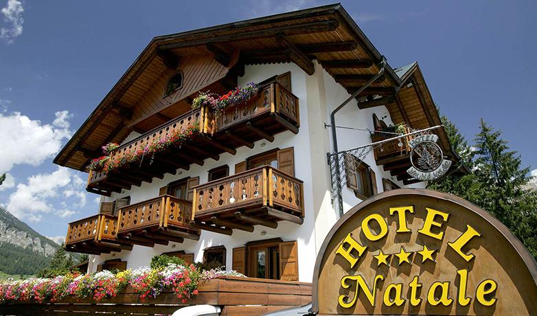 Hotel Natale Cortina d'Ampezzo