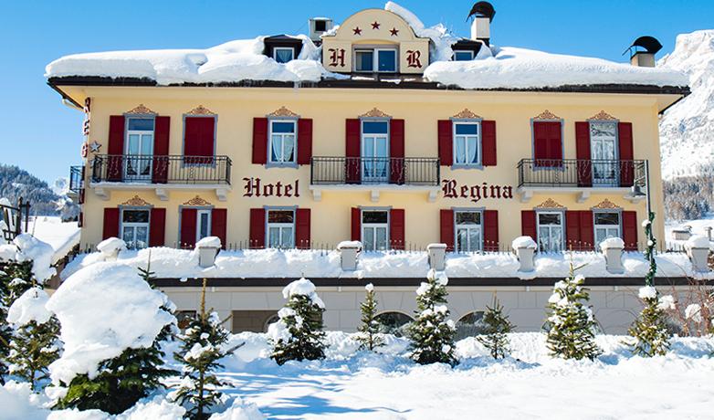 Hotel Regina Cortina d'Ampezzo